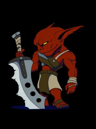 goblin rager