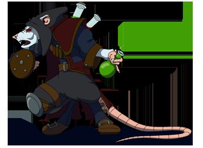 Rat Alchemist