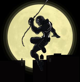 Venom by Night