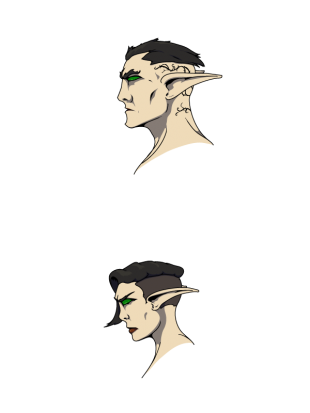 Elf Headshots