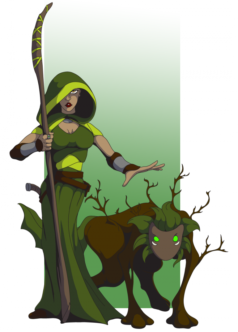 Leshy Summoner